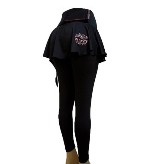 0c34f864b407a Victoria's Challenge High Waist Dance Leggings Skirts ...